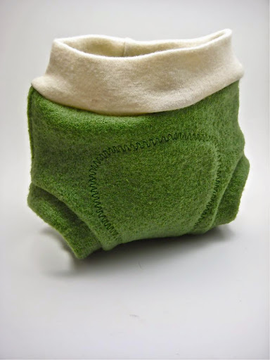 Upcycled med Wool Soaker