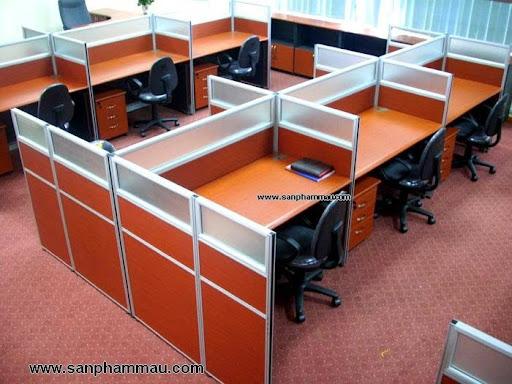 Sản xuất bàn làm việc văn phòng