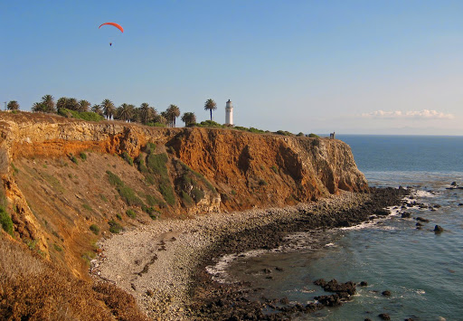 Point Vicente. Walkabout Malibu to Mexico: Hiking Inn to Inn on the Southern California Coast