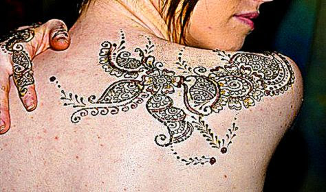 All About Body Art Henna  Pakifashion