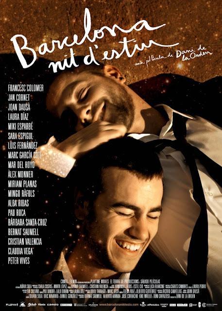 Gay Movie : NOCHE DE VERANO SOBRE BARCELONA (extracto)