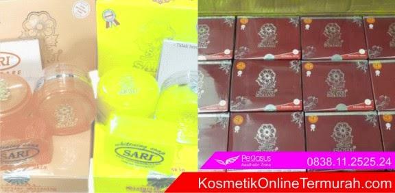 Cream Sari Bpom, Cream Wajah Sari, Sari Cream Original, 0819.4633.0746 (XL)