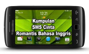Kumpulan SMS Cinta Romantis Bahasa Inggris