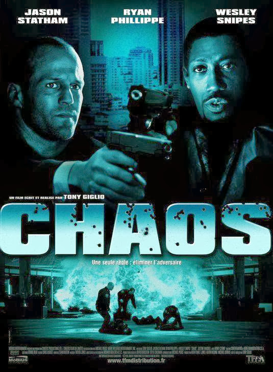 Poster Of Chaos (2005) Full Movie Hindi Dubbed Free Download Watch Online At Alldownloads4u.Com