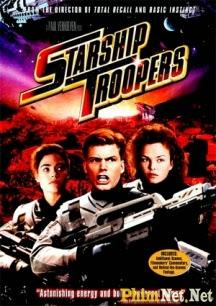 Xem Phim Nhện Độc Không Gian - Phần 1 | Starship Troopers