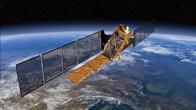 Google Satellit