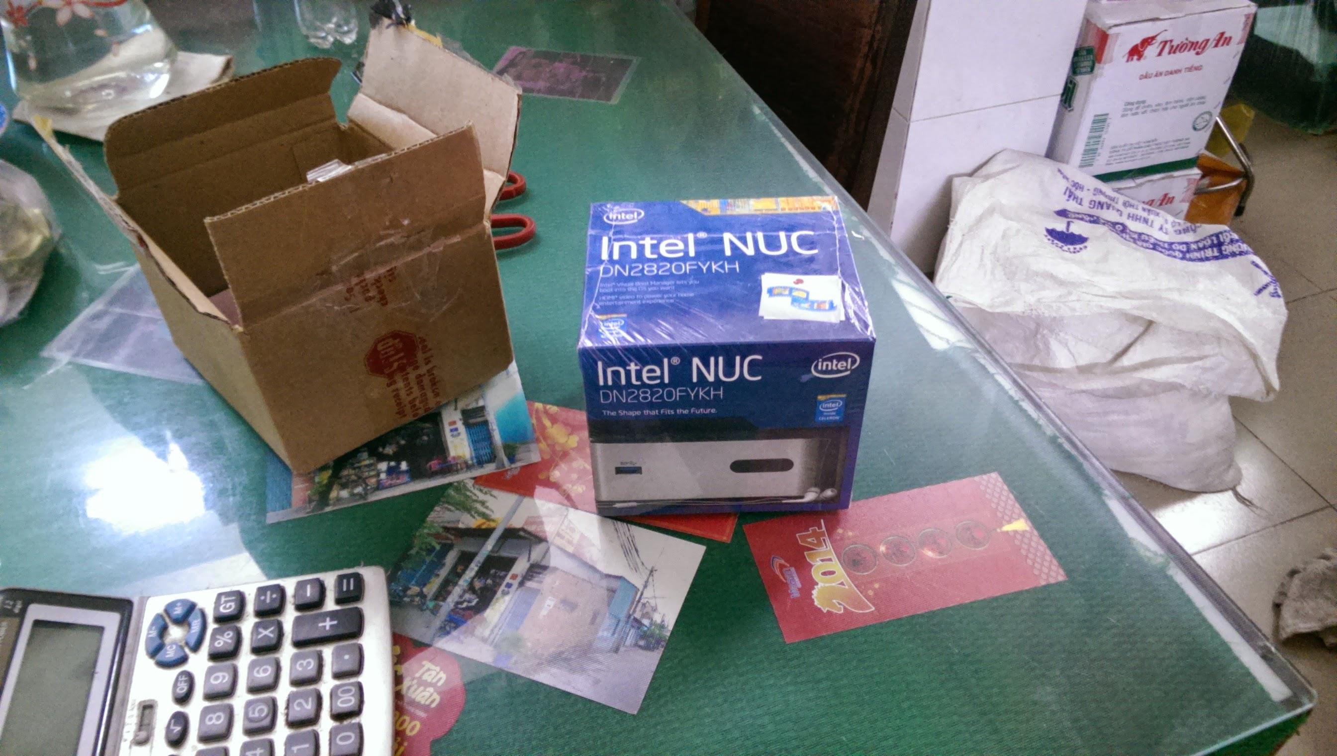 Intel Nuc Forums