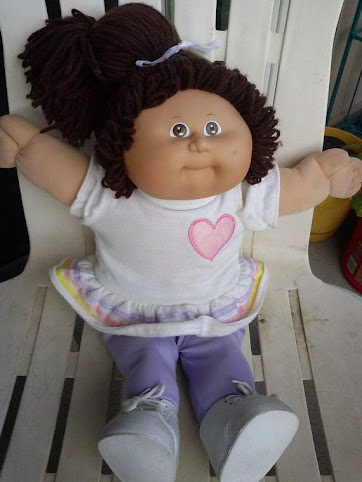Totally Awesome Reasons I Love the 80s: Cabbage Patch Kids