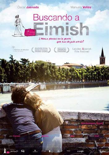 Buscando a Eimish, cartel película