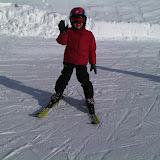 Ski-Erlebnis für Josef am 12.Dezember 2009