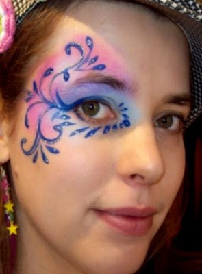 Face Painting June 2011 Contest for West Coast Face Painters