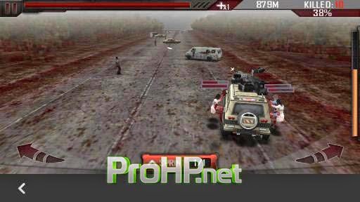 Zombie Roadkill 3D v1.0.2 for BlackBerry 10