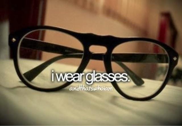 wennen aan bril na lenzen
