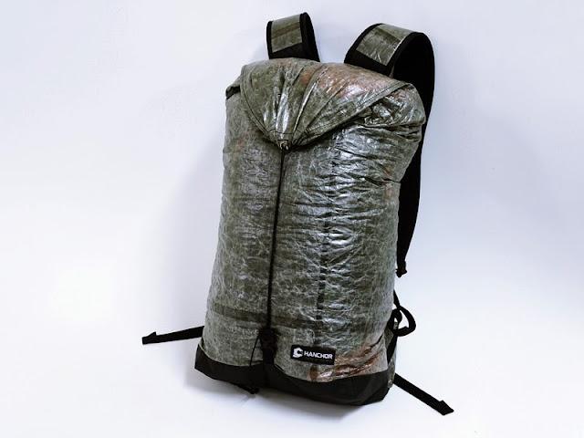 HANCHOR super ultra light backpack