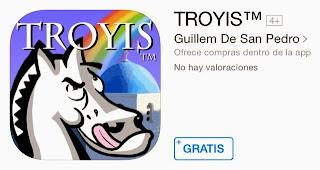https://itunes.apple.com/es/app/troyis/id605928584?mt=8
