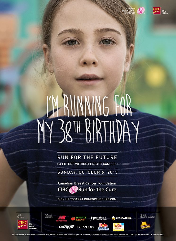 Run for The Cure — Canadian Breast Cancer Foundation