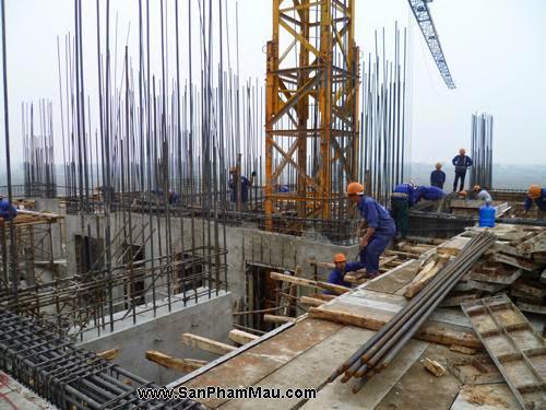 Ngân hàng giám sát tiến độ xây dựng chung cư giá 11,5 triệu đồng/m2-2
