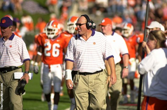 Clemson vs. Duke Photos - 2001, Duke, Football