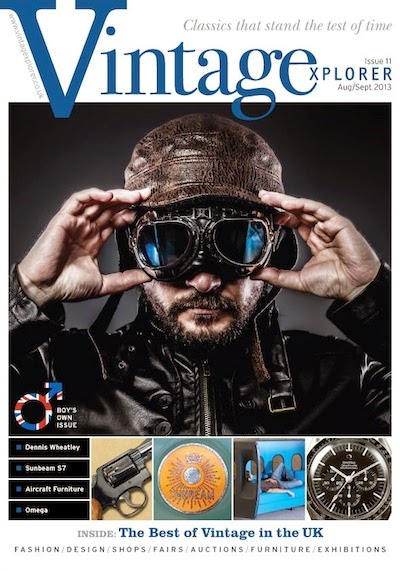 Vintagexplorer Aug/Sept 2013