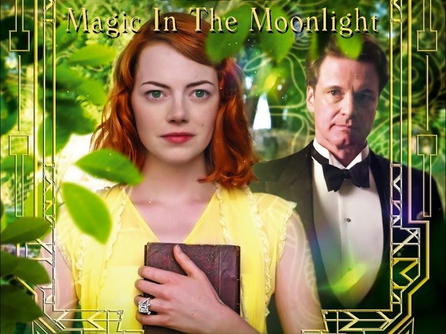 Μαγεία στο Σεληνόφως (Magic in the Moonlight) Wallpaper