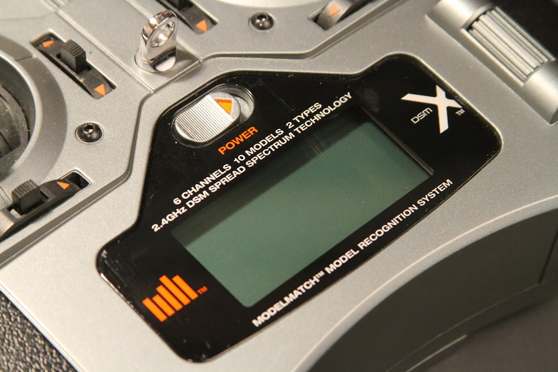 SOLD :: Spektrum DX6i DSMX Mode 2 6 Channel Transmitter - RC