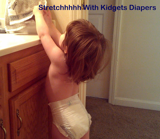 Kidgets Diapers from Family Dollar