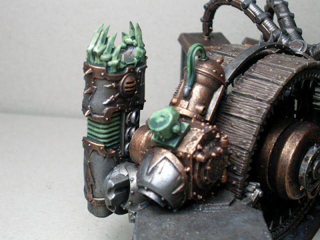 chaos - Black Dwarfs Engine of chaos SANY0756