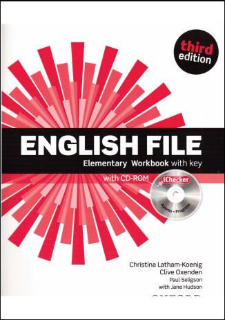 Giáo trình English File Elementary