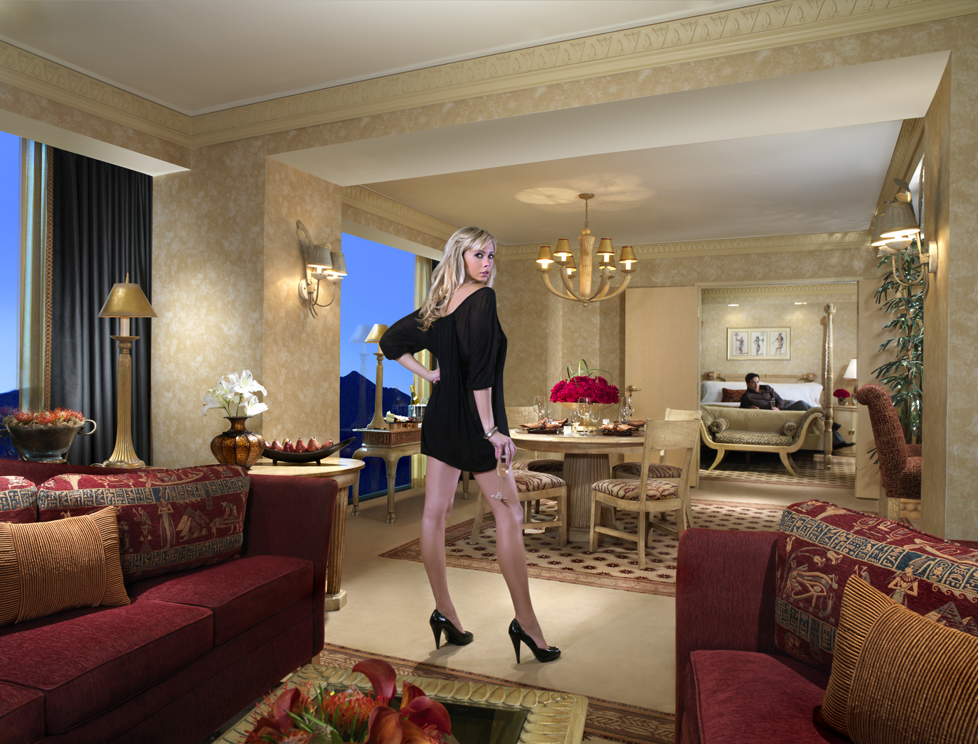 One Bedroom Luxury Suite Luxor Similiar Luxor Premier Suite Keywords