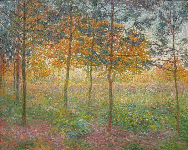 Leon De Smet – Forest