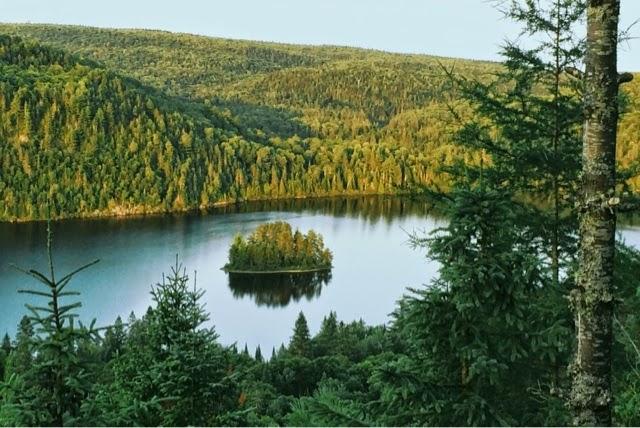 parc national mauricie canada Québec vacances nature lucileinwonderland blog lifestyle voyage paysage canadien