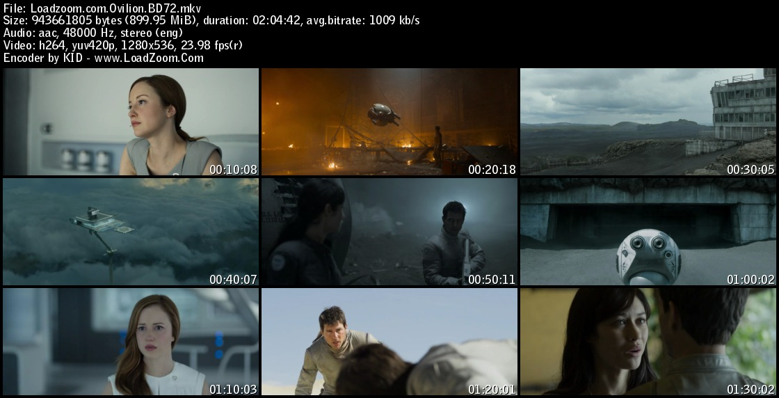 movie screenshot of oblivion fdmovie.com