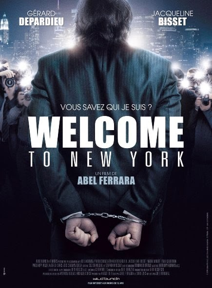 Poster Of English Movie Welcome to New York (2014) Free Download Full New Hollywood Movie Watch Online At alldownloads4u.com