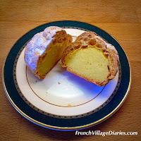 French Village Diaries patisserie boulangerie choux-vanille