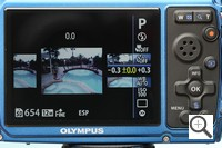 Olympus Stylus Tough 3000