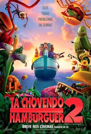 Filme Poster Tá Chovendo Hambúrguer 2 TS XviD & RMVB Dublado