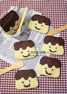 布丁弟弟創意小餅乾