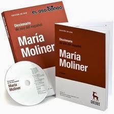 Gramática Española de María Moliner