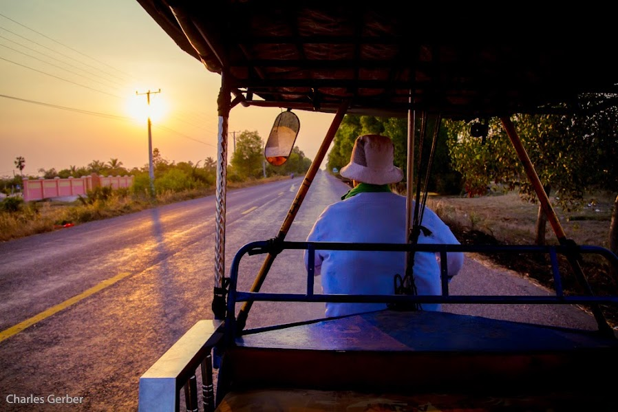 Charles Gerber photographer - Travel - Cambodia - Battambang