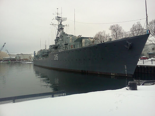 HMCS Haida National Historic Site