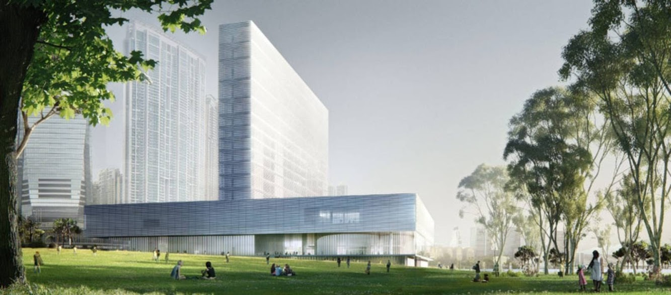 Hong Kong: Herzog & De Meuron Win Competition to Design M+
