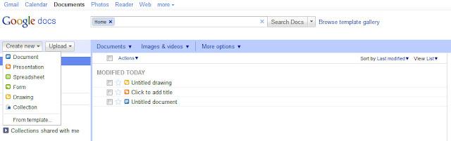 google doc 5