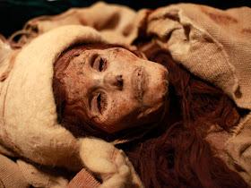 mumi, peradaban china kuno, misteri mumi cantik