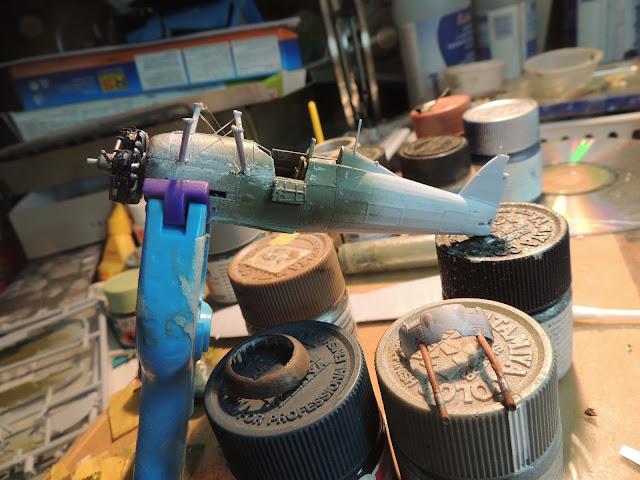 [Airfix] Gloster Gladiator DSCN1835