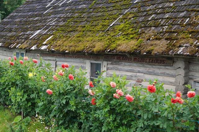 Дом в Таурупской волости ( Латвия)