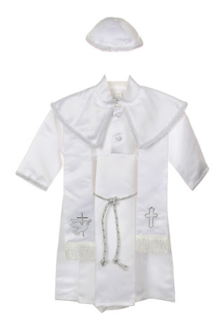 Angel baby boy WHITE Christening Baptism Dress outfit set /XS/S/M/L/XL/0-3M/3-6M/6-12M/12-18M/18-24M/XSMALL/SMALL/MEDIUM/LARGE/XL/b18 at Sears.com