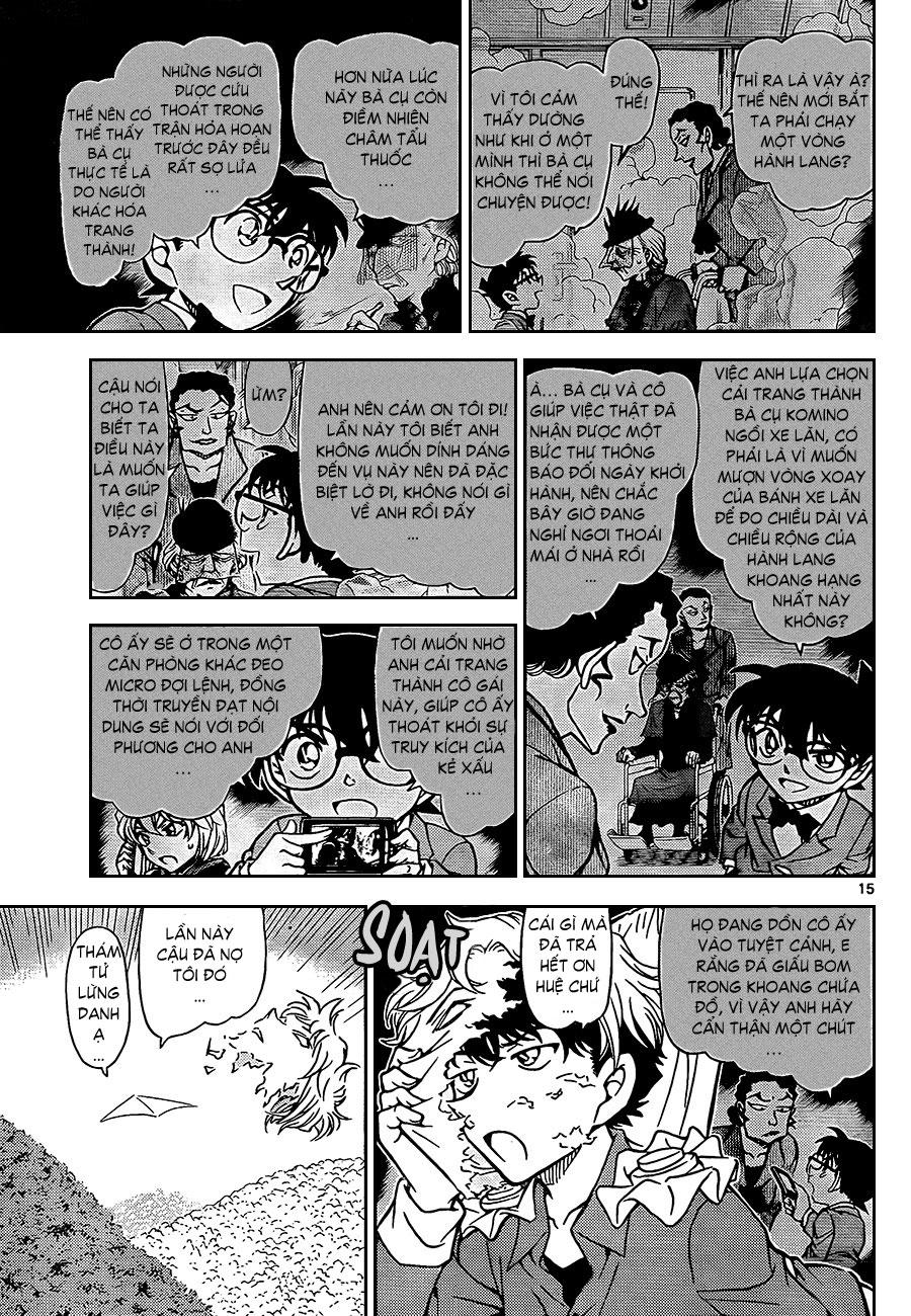 Detective Conan Chap 824 - Truyen.Chap.VN