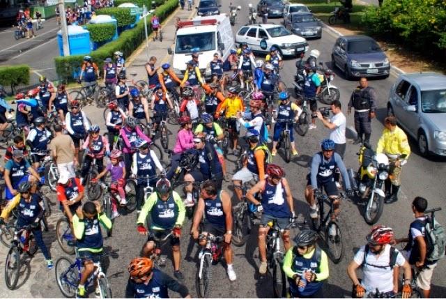 Natal: Passeio Ciclístico movimenta Zona Norte neste domingo (12)