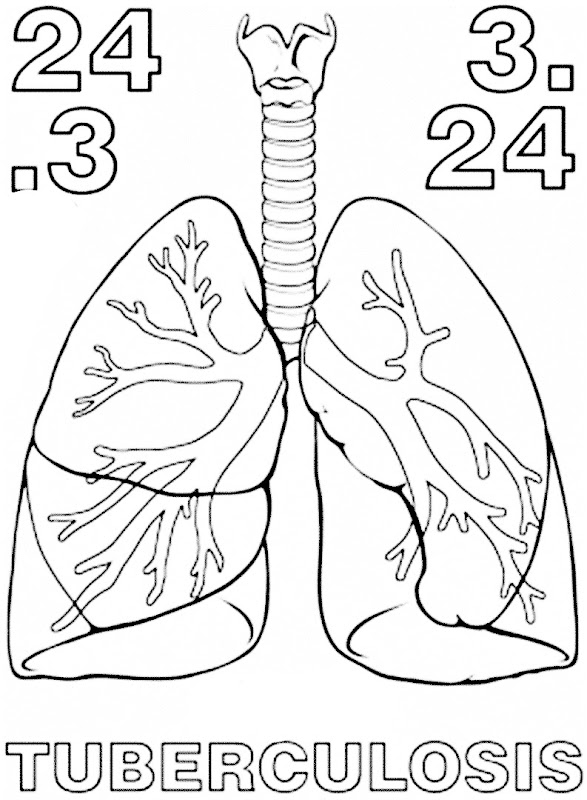 Images of world tuberculosis day coloring pages