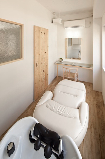 # end...Link 空間連結:Yasunari Tsukada在日本大阪的簡約木框架沙龍! 8